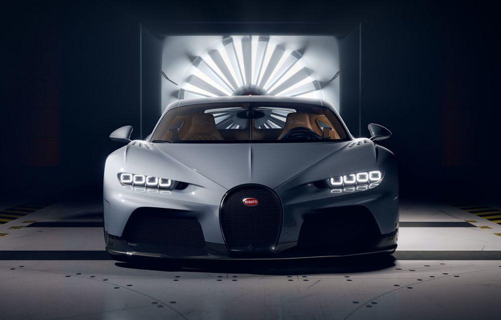 Bugatti Chiron Super Sport: producție limitată la 9 exemplare și 3.2 milioane de euro preț de pornire - Poza 4