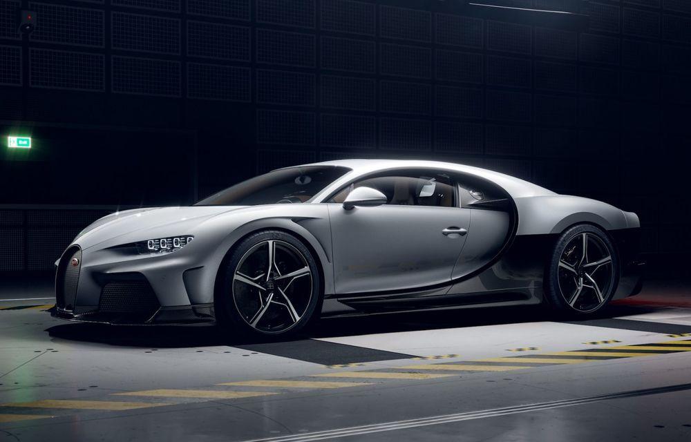 Bugatti Chiron Super Sport: producție limitată la 9 exemplare și 3.2 milioane de euro preț de pornire - Poza 1