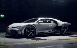 Bugatti Chiron Super Sport: producție limitată la 9 exemplare și 3.2 milioane de euro preț de pornire