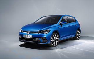 Prețuri Volkswagen Polo facelift în România: start de la 16.000 de euro