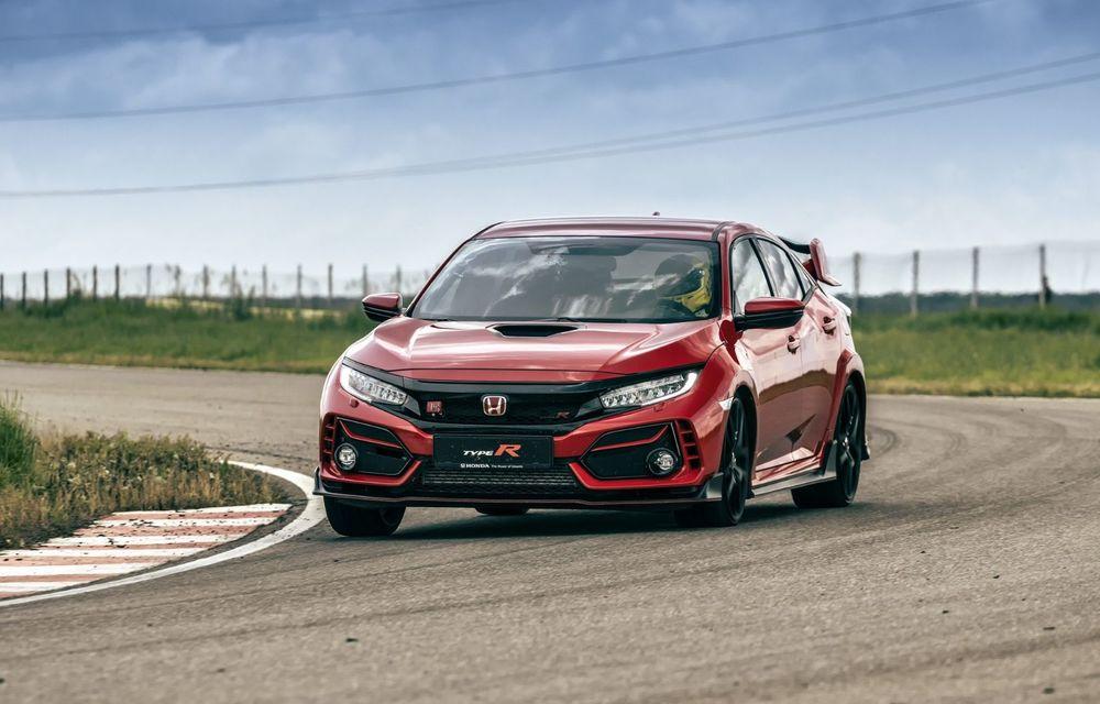 Honda Civic Type R Ultimate Edition stabilește un record de timp pe circuitul MotorPark din Adâncata - Poza 1