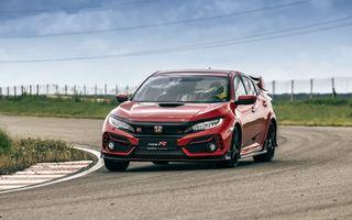 Honda Civic Type R Ultimate Edition stabilește un record de timp pe circuitul MotorPark din Adâncata