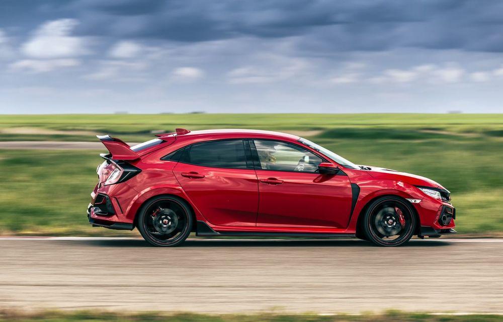 Honda Civic Type R Ultimate Edition stabilește un record de timp pe circuitul MotorPark din Adâncata - Poza 4