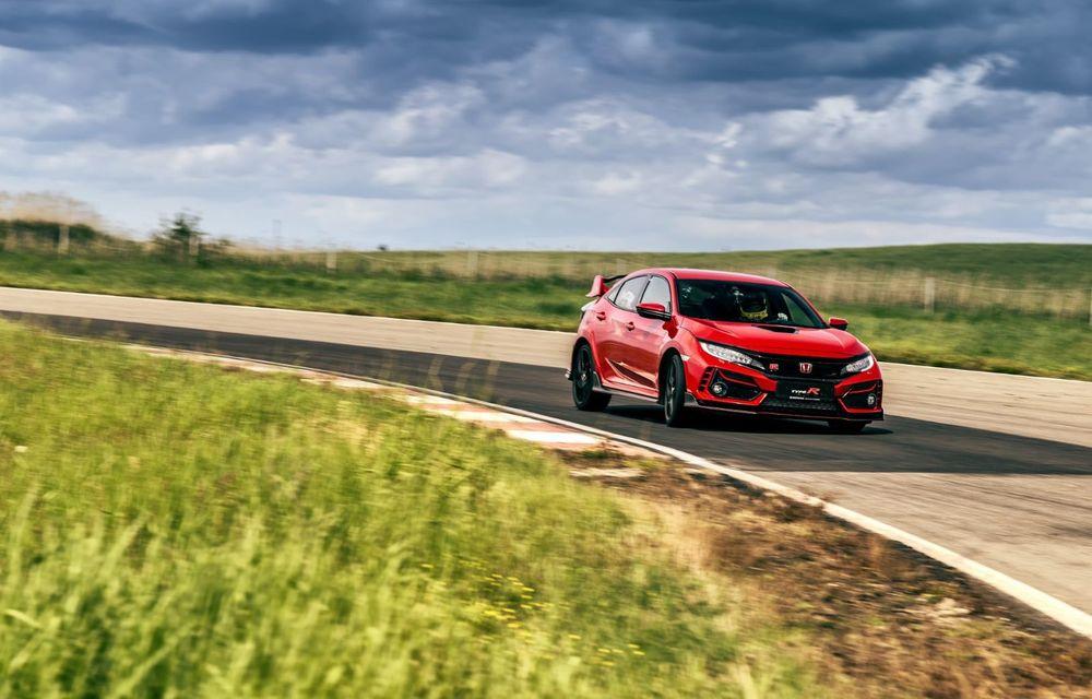 Honda Civic Type R Ultimate Edition stabilește un record de timp pe circuitul MotorPark din Adâncata - Poza 3
