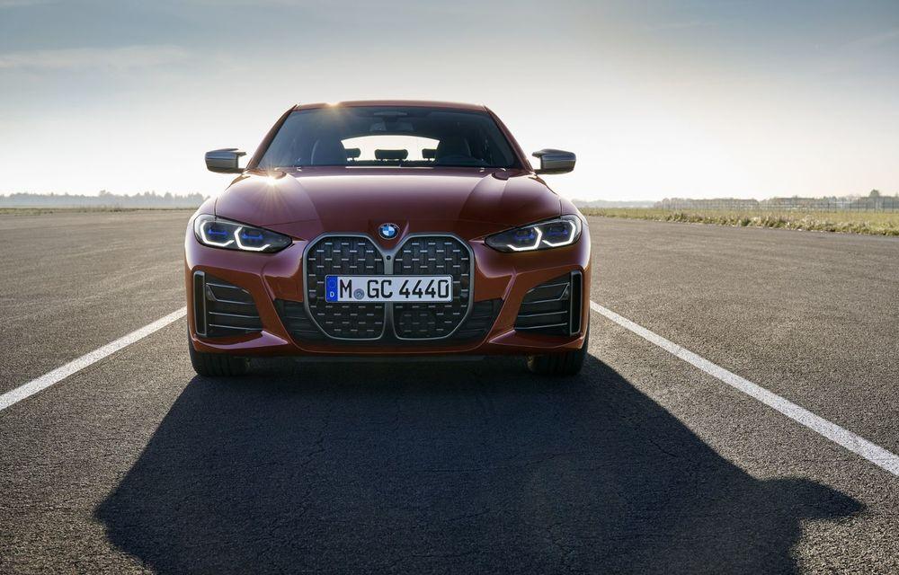 Noul BMW Seria 4 Gran Coupe: ținută de drum îmbunătățită și mai mult spațiu decât înainte - Poza 7