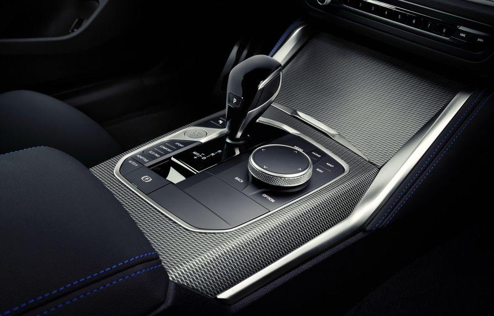 Noul BMW Seria 4 Gran Coupe: ținută de drum îmbunătățită și mai mult spațiu decât înainte - Poza 26
