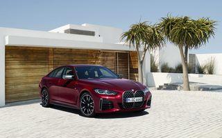 Noul BMW Seria 4 Gran Coupe: ținută de drum îmbunătățită și mai mult spațiu decât înainte