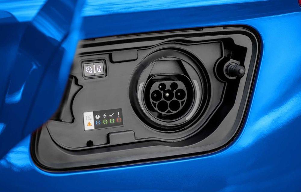 Opel Grandland facelift debutează cu un design îmbunătățit și mai multă tehnologie - Poza 13