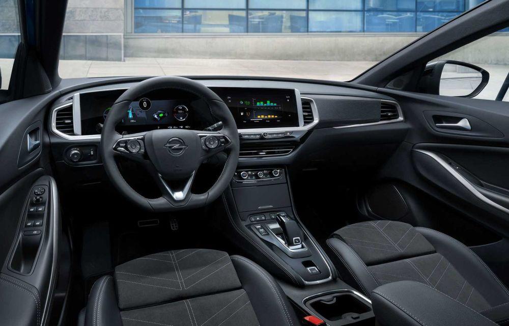 Opel Grandland facelift debutează cu un design îmbunătățit și mai multă tehnologie - Poza 7