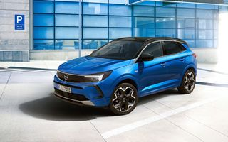 Opel Grandland facelift debutează cu un design îmbunătățit și mai multă tehnologie