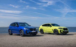 BMW lansează noile X3 și X4 facelift. Versiunile M și M Competition au acum mai mult cuplu