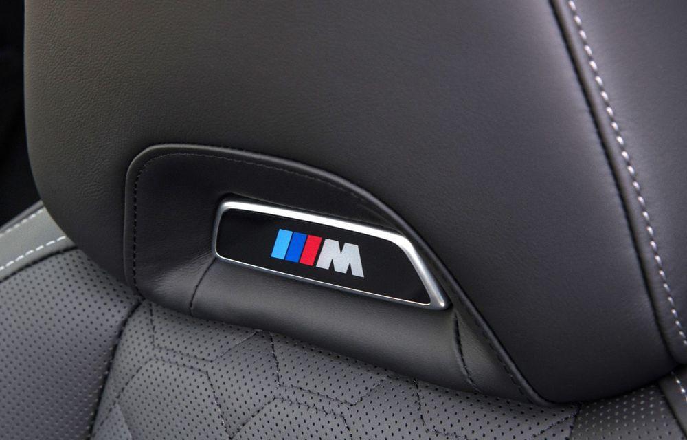 BMW lansează noile X3 și X4 facelift. Versiunile M și M Competition au acum mai mult cuplu - Poza 43