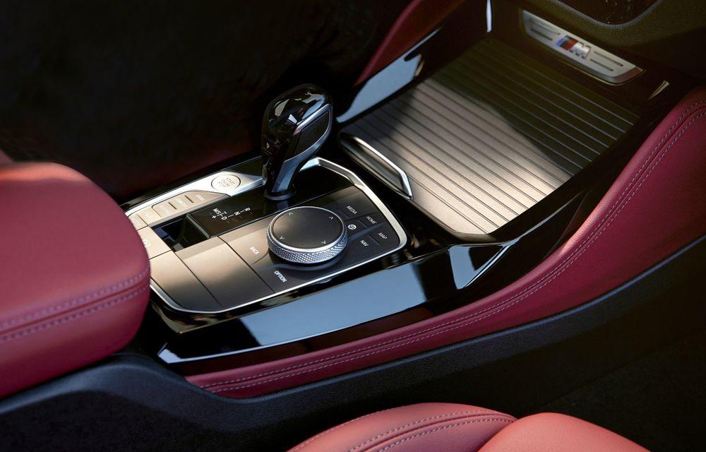 BMW lansează noile X3 și X4 facelift. Versiunile M și M Competition au acum mai mult cuplu - Poza 12