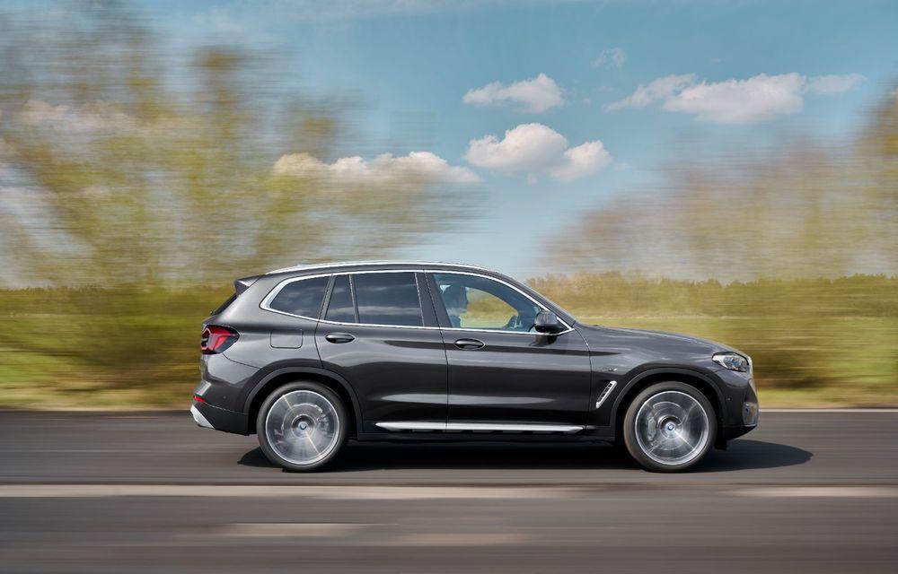 BMW lansează noile X3 și X4 facelift. Versiunile M și M Competition au acum mai mult cuplu - Poza 4