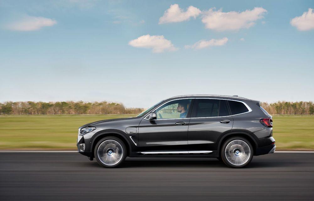 BMW lansează noile X3 și X4 facelift. Versiunile M și M Competition au acum mai mult cuplu - Poza 6