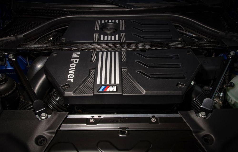 BMW lansează noile X3 și X4 facelift. Versiunile M și M Competition au acum mai mult cuplu - Poza 33