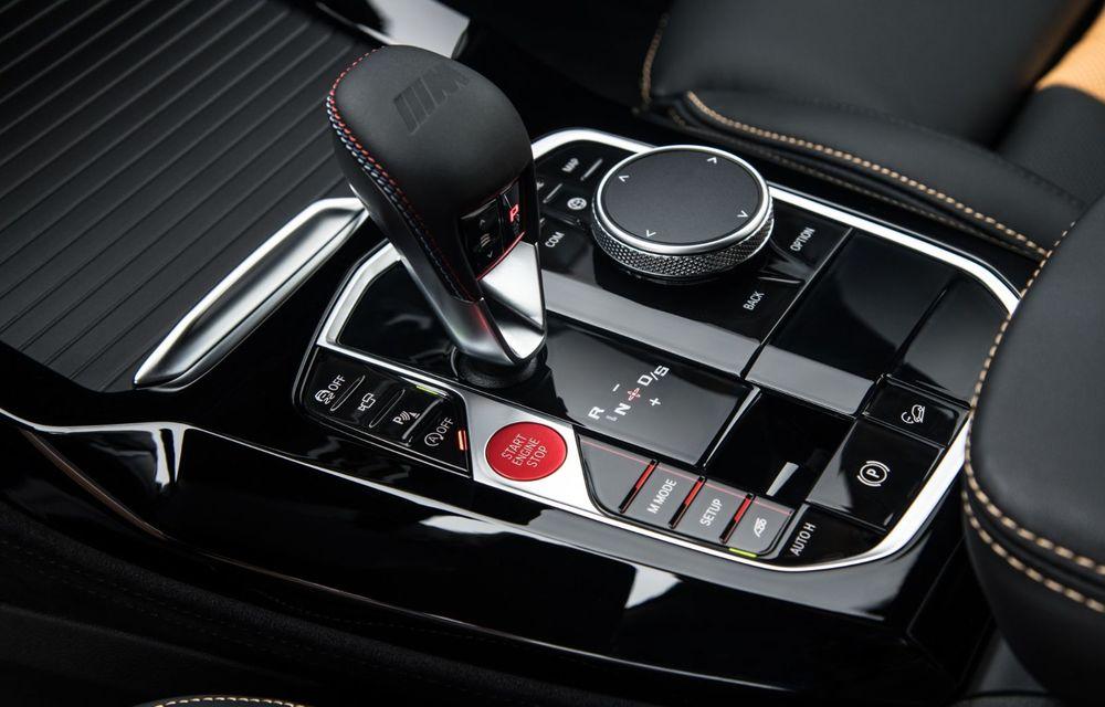 BMW lansează noile X3 și X4 facelift. Versiunile M și M Competition au acum mai mult cuplu - Poza 42
