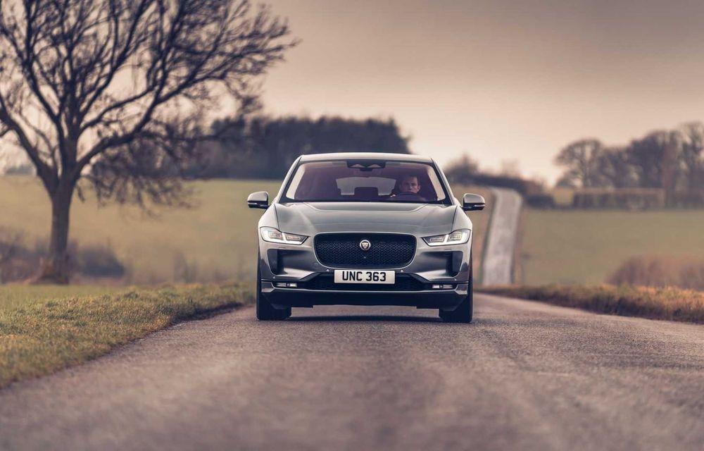 Jaguar prezintă noul I-Pace facelift. Încărcarea bateriei este acum mai rapidă - Poza 4