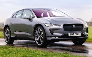 Jaguar prezintă noul I-Pace facelift. Încărcarea bateriei este acum mai rapidă