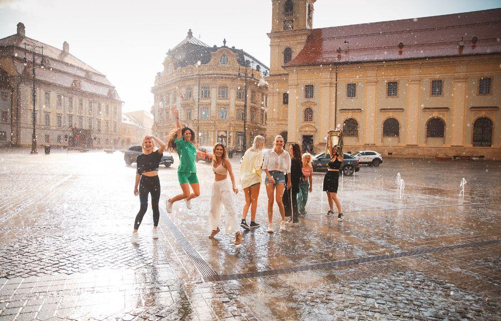 Aventour la feminin, a doua zi: Mica Elveție de la Zărnești și un curcubeu în Piața Mare din Sibiu - Poza 72