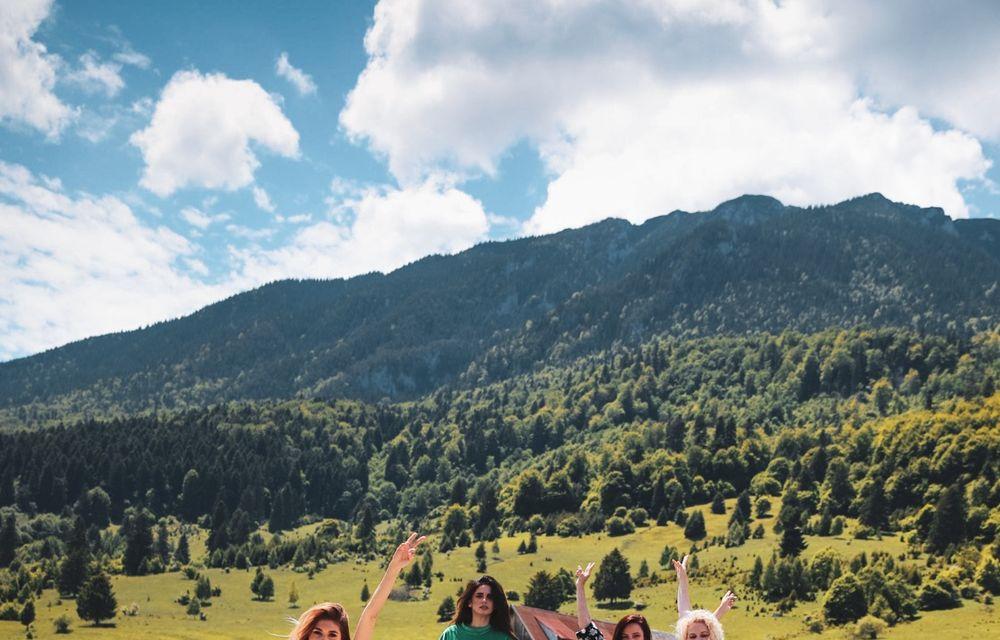 Aventour la feminin, a doua zi: Mica Elveție de la Zărnești și un curcubeu în Piața Mare din Sibiu - Poza 49