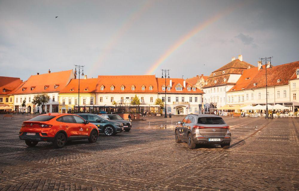 Aventour la feminin, a doua zi: Mica Elveție de la Zărnești și un curcubeu în Piața Mare din Sibiu - Poza 73