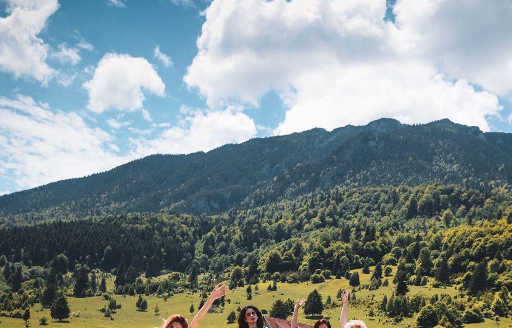Aventour la feminin, a doua zi: Mica Elveție de la Zărnești și un curcubeu în Piața Mare din Sibiu - Poza 50