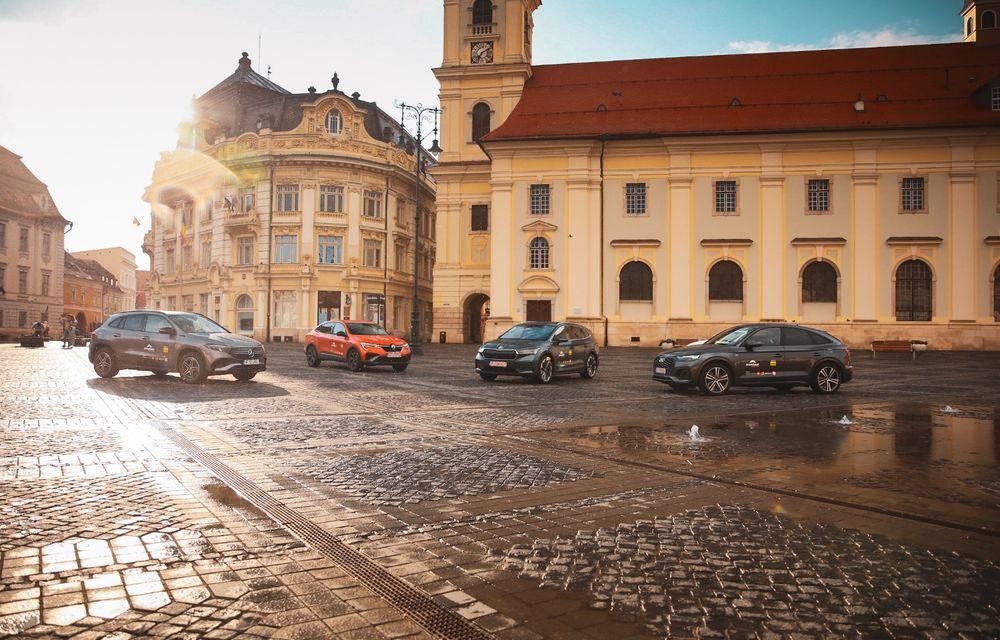 Aventour la feminin, a doua zi: Mica Elveție de la Zărnești și un curcubeu în Piața Mare din Sibiu - Poza 75