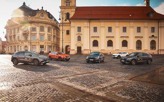 Aventour la feminin, a doua zi: Mica Elveție de la Zărnești și un curcubeu în Piața Mare din Sibiu