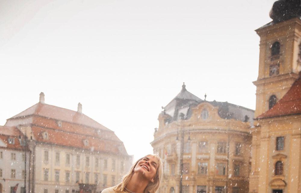 Aventour la feminin, a doua zi: Mica Elveție de la Zărnești și un curcubeu în Piața Mare din Sibiu - Poza 82