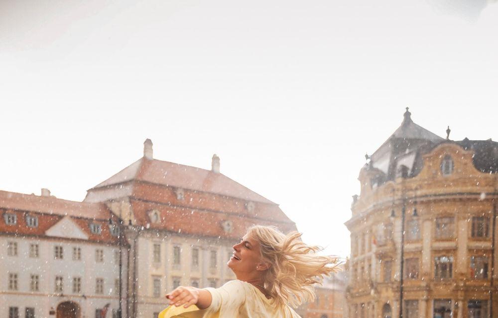 Aventour la feminin, a doua zi: Mica Elveție de la Zărnești și un curcubeu în Piața Mare din Sibiu - Poza 85