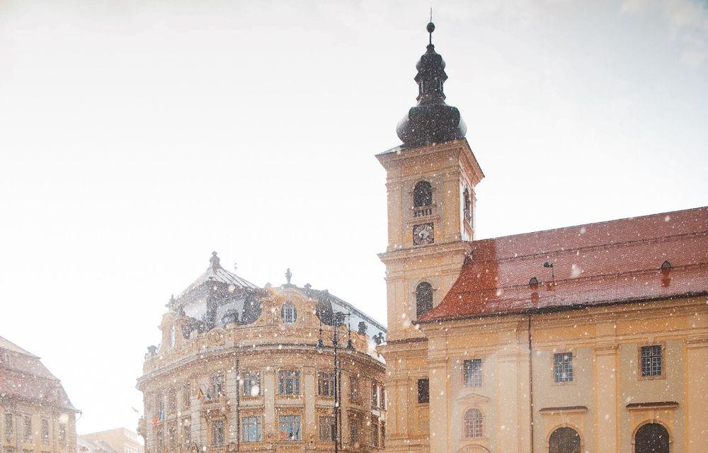 Aventour la feminin, a doua zi: Mica Elveție de la Zărnești și un curcubeu în Piața Mare din Sibiu - Poza 87