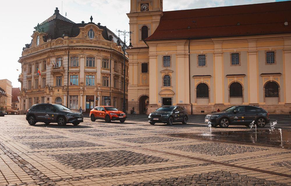Aventour la feminin, a doua zi: Mica Elveție de la Zărnești și un curcubeu în Piața Mare din Sibiu - Poza 59