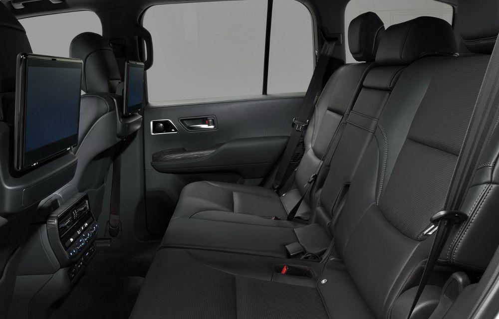 Noua generație Toyota Land Cruiser: platformă nouă și motoare V6 cu până la 415 CP - Poza 10