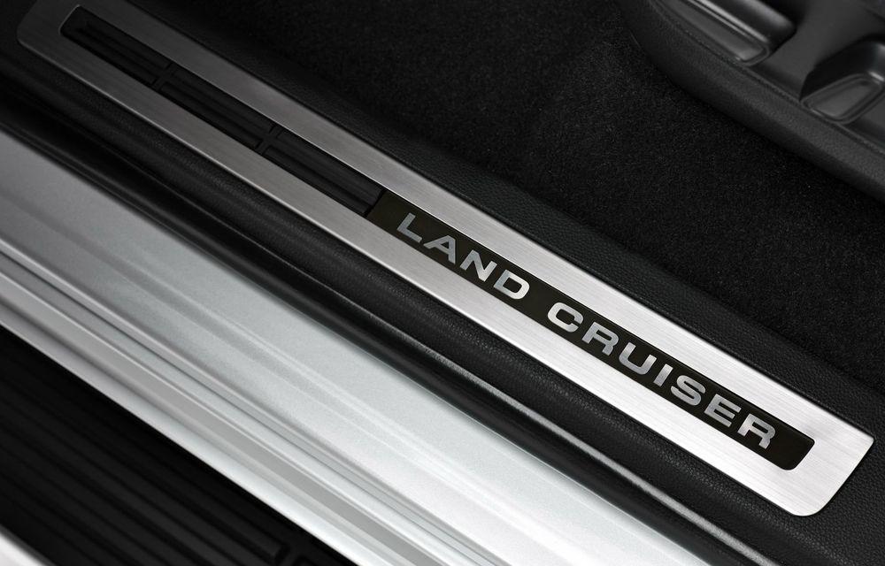 Noua generație Toyota Land Cruiser: platformă nouă și motoare V6 cu până la 415 CP - Poza 16
