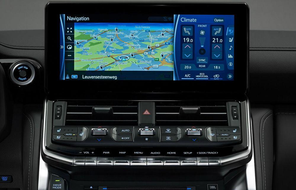 Noua generație Toyota Land Cruiser: platformă nouă și motoare V6 cu până la 415 CP - Poza 12