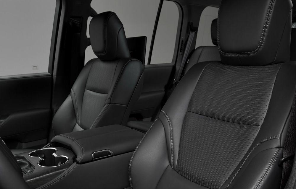 Noua generație Toyota Land Cruiser: platformă nouă și motoare V6 cu până la 415 CP - Poza 9