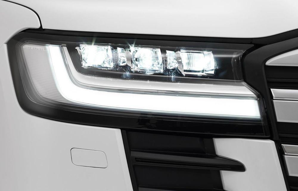 Noua generație Toyota Land Cruiser: platformă nouă și motoare V6 cu până la 415 CP - Poza 17
