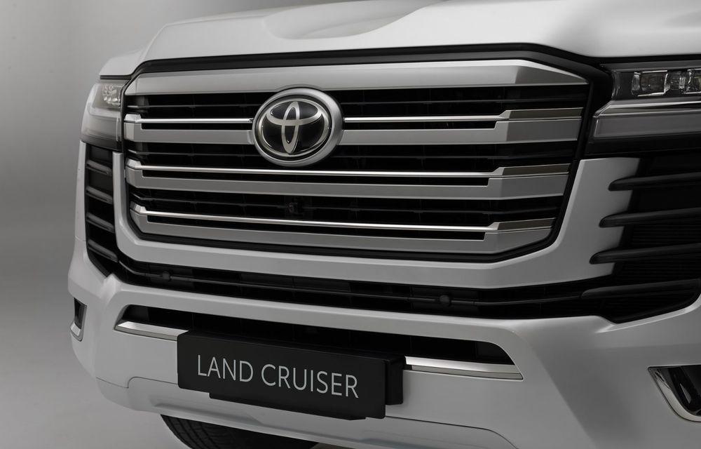Noua generație Toyota Land Cruiser: platformă nouă și motoare V6 cu până la 415 CP - Poza 18
