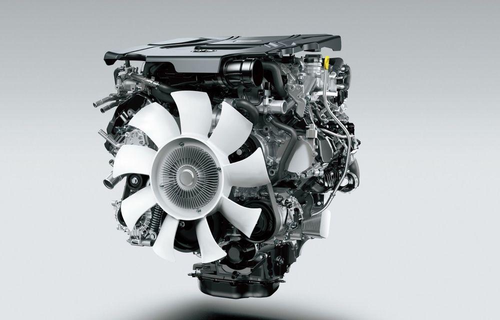 Noua generație Toyota Land Cruiser: platformă nouă și motoare V6 cu până la 415 CP - Poza 21