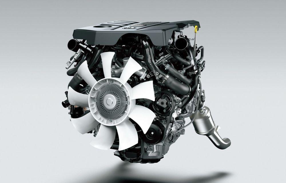 Noua generație Toyota Land Cruiser: platformă nouă și motoare V6 cu până la 415 CP - Poza 22
