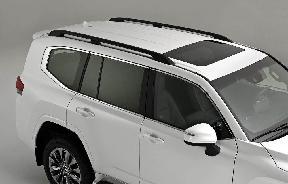 Noua generație Toyota Land Cruiser: platformă nouă și motoare V6 cu până la 415 CP - Poza 19