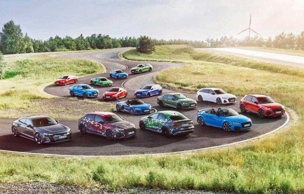 Primele imagini cu noua generație Audi RS3 sub camuflaj - Poza 5