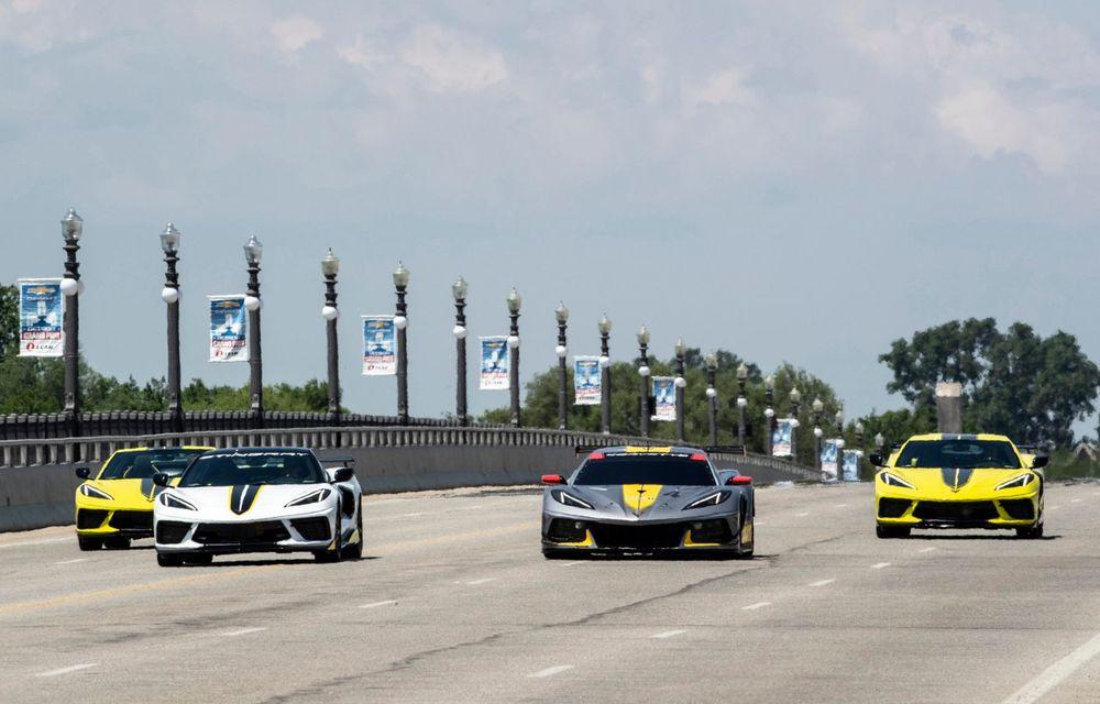 Îmbunătățiri pentru Chevrolet Corvette. Modelul american primește și o ediție limitată la 1.000 de exemplare - Poza 3