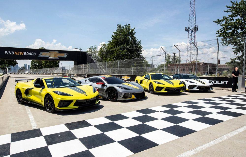 Îmbunătățiri pentru Chevrolet Corvette. Modelul american primește și o ediție limitată la 1.000 de exemplare - Poza 4