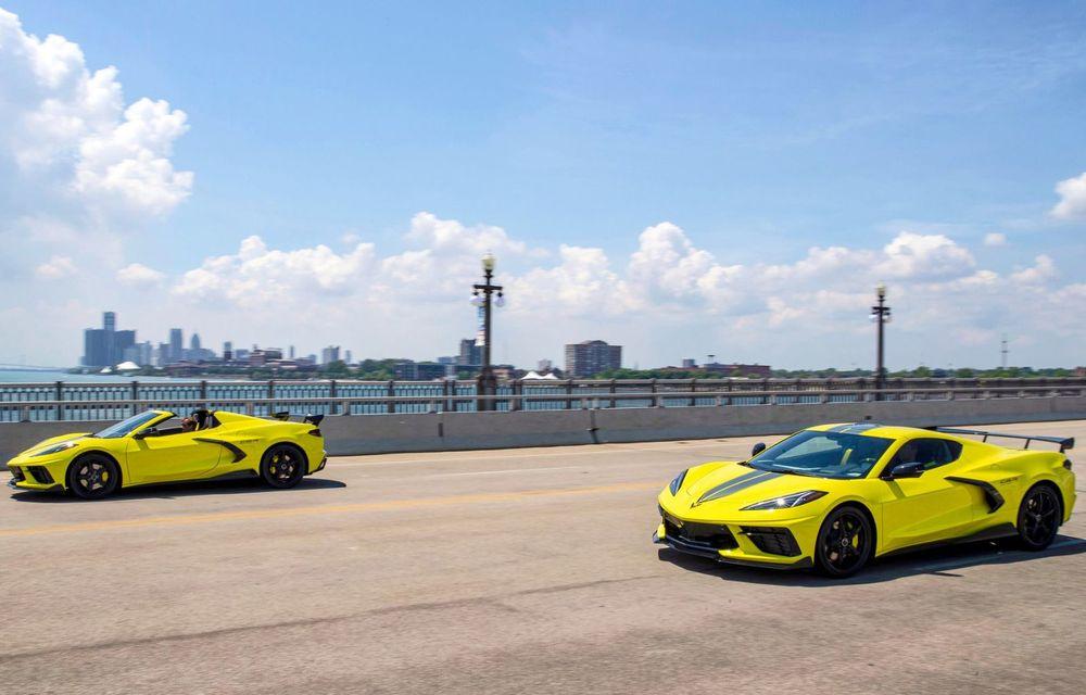 Îmbunătățiri pentru Chevrolet Corvette. Modelul american primește și o ediție limitată la 1.000 de exemplare - Poza 7