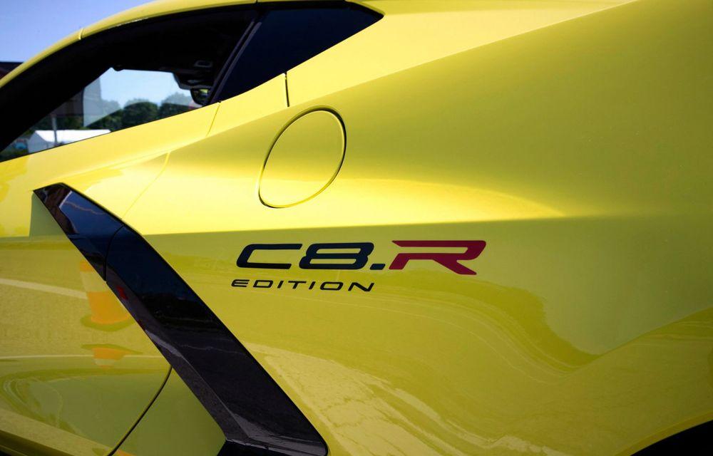 Îmbunătățiri pentru Chevrolet Corvette. Modelul american primește și o ediție limitată la 1.000 de exemplare - Poza 9