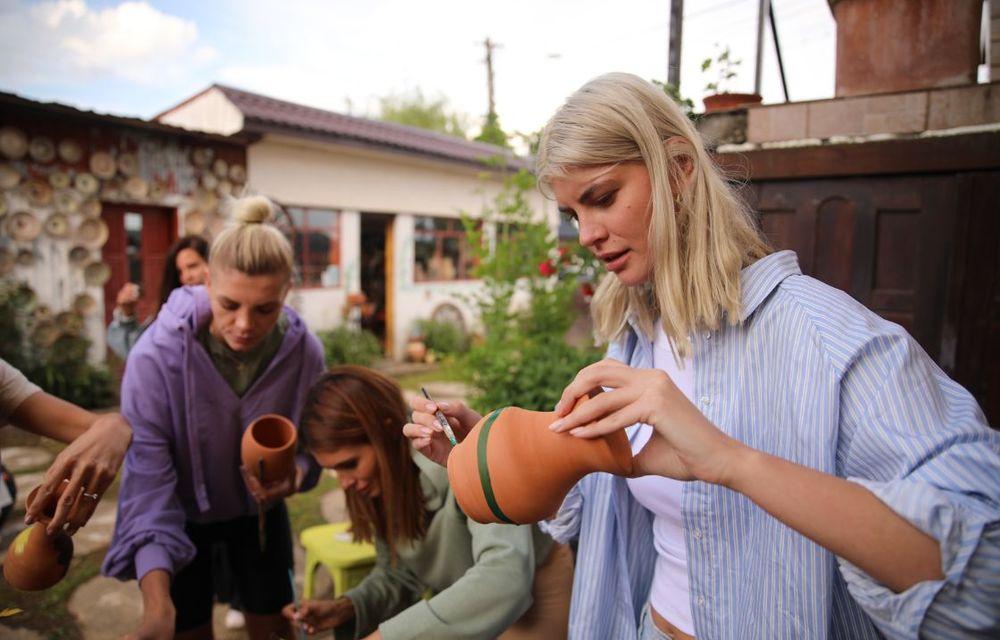Aventour la feminin, a treia zi: eterna Valea Oltului și un conac oltenesc la Măldărești - Poza 39