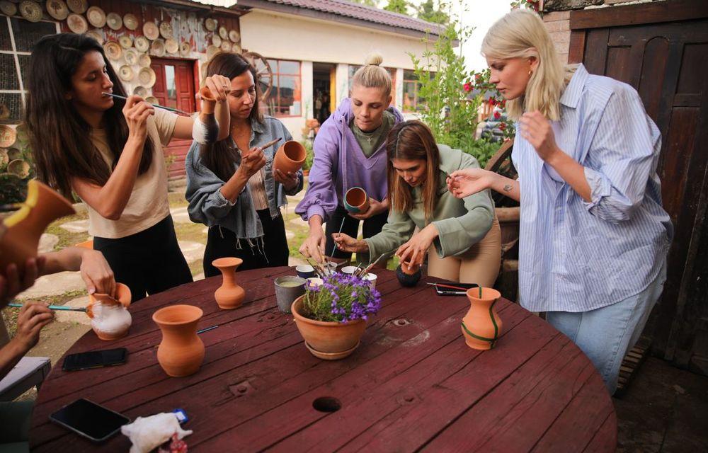 Aventour la feminin, a treia zi: eterna Valea Oltului și un conac oltenesc la Măldărești - Poza 40