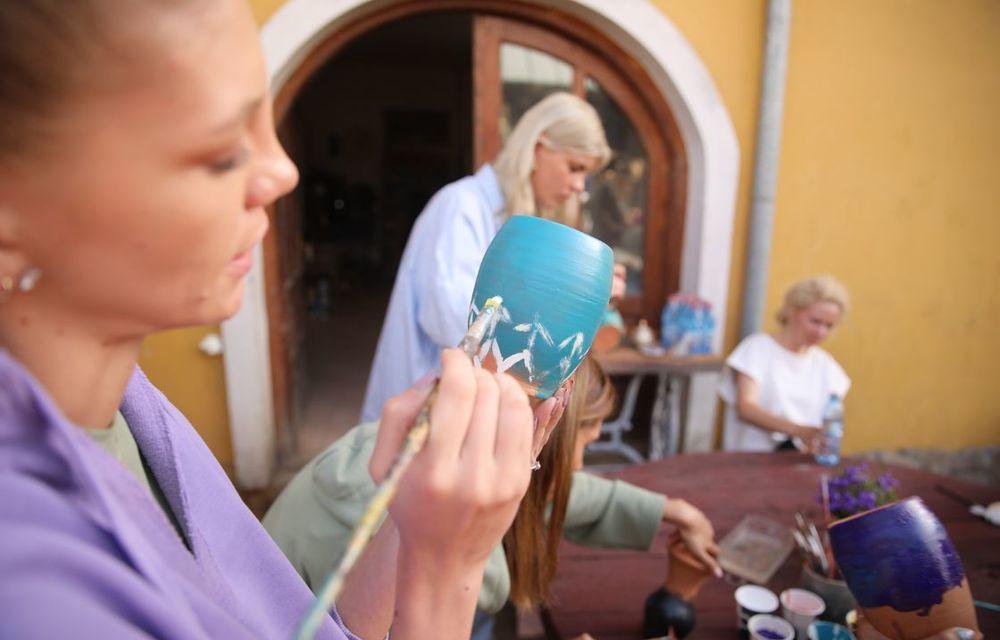Aventour la feminin, a treia zi: eterna Valea Oltului și un conac oltenesc la Măldărești - Poza 44